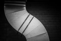 Betingande kanal för luft Fotografering för Bildbyråer