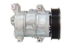 Betingande kompressor royaltyfri bild
