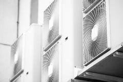 Betingande kompressor för luft royaltyfri bild