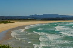 Betka beach, Mallacoota,Victoria,Australia Royalty Free Stock Photo
