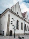 Betlehem kapell i Praque Royaltyfri Foto