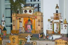 Betlem stelt 2014 tentoon Stock Foto's