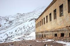 Betlemi Hut in Kazbegi (Stepantsminda, Georgia) Royalty Free Stock Photos