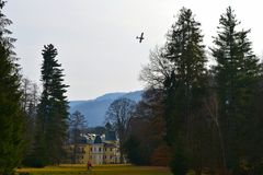 Betliar-Schloss Lizenzfreie Stockfotografie