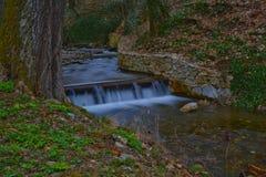Betliar vattenfall arkivfoto