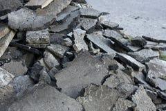 beton łamająca powierzchnia zdjęcie royalty free
