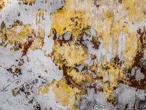 Beton befleckte Wandbeschaffenheit Stockbilder