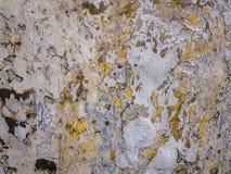 Beton befleckte Wandbeschaffenheit Lizenzfreie Stockbilder