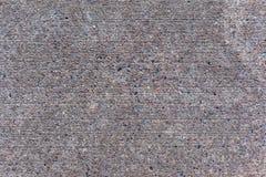 Beton i mała kamień powierzchnia Zdjęcia Royalty Free