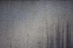 Beton mit dunklem Schaden und Stein Stockfotos