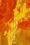beton pęka starą ścianę Fotografia Stock