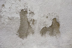 beton pękająca ściana Obrazy Stock