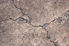 beton pękający zdjęcie royalty free