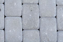 Beton square Stock Image