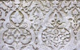 Beton Textured Popielaty tło Zdjęcia Royalty Free