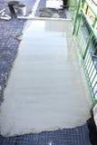 beton w budowie Fotografia Royalty Free
