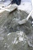 beton w budowie Zdjęcia Stock