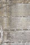 Beton  wall as texture Stock Images
