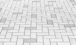 Betonblock-Boden Lizenzfreies Stockbild