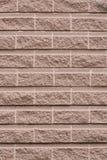 Betonblock-Wand Lizenzfreie Stockfotos