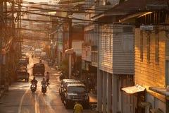 Betong, Yala,泰国 库存照片
