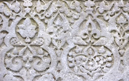 Betong texturerade Grey Background Royaltyfria Foton