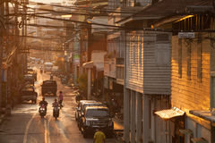 Betong, Yala, Tailandia Fotografia Stock