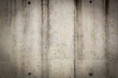 betongvägg royaltyfria bilder