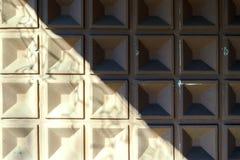 Betongväggbakgrundstextur Arkivfoton