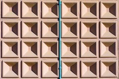 Betongväggbakgrundstextur Fotografering för Bildbyråer