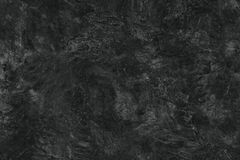 Betongväggbakgrundstextur, svart betongvägg, abstrakt texturbakgrund Arkivbild