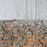 Betonmauer-Beschaffenheit Lizenzfreie Stockfotografie