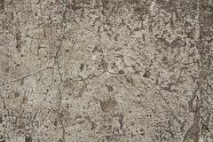 Betonmauer mit Sprüngen Lizenzfreie Stockfotografie