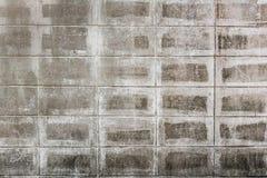 Betonmauer und alte Farbe Lizenzfreie Stockfotografie