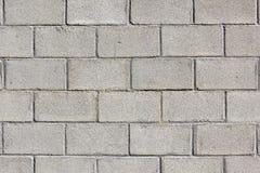 Betonmauerblock Lizenzfreie Stockfotografie