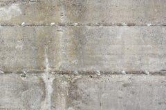 Betonmuur als textuur Royalty-vrije Stock Foto's