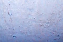 Betonowa ściana z wybielanie warstwą, tło fotografii tekstura Obraz Royalty Free