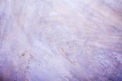 Betonowa ściana z wybielanie warstwą, tło fotografii tekstura Obrazy Stock