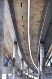 betonowa autostrada Obrazy Royalty Free
