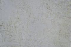 Betonowa biała tekstura Fotografia Royalty Free