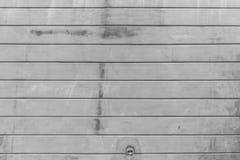 Betonowa ściana z horyzontalnymi liniami Zdjęcia Stock