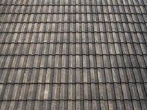 Betonowa dachowa płytka Obraz Royalty Free
