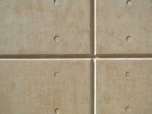 betonowa płytka Fotografia Royalty Free