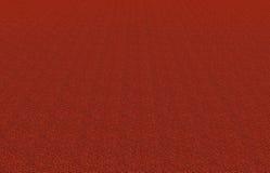 betonowa podłogowa czerwień Obraz Royalty Free