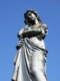 betonowa statua Zdjęcie Royalty Free
