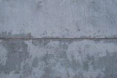 Betonowa tekstura, betonowy materiału wzór z linią Obrazy Royalty Free
