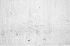 Betonowa tekstura dla tła w białym colour Obrazy Stock
