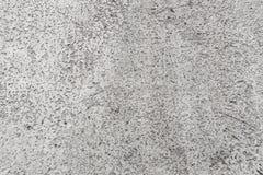 Betonowe szarość textured krekingowego tło obraz royalty free