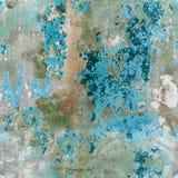 betonowego grunge stara bezszwowa tekstury ściana Fotografia Stock
