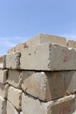 Betonowi bloki Obraz Stock